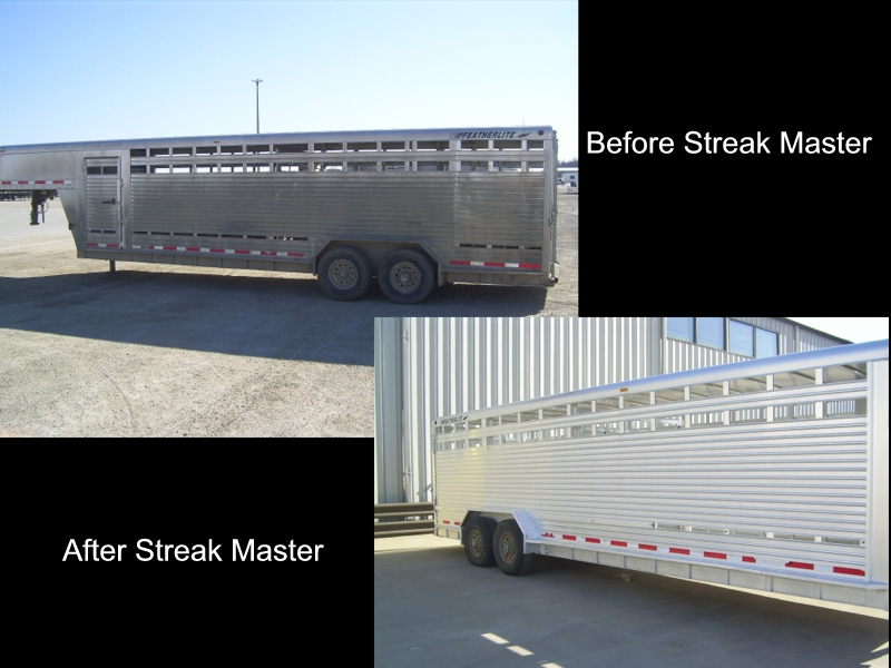 trailer cleaner